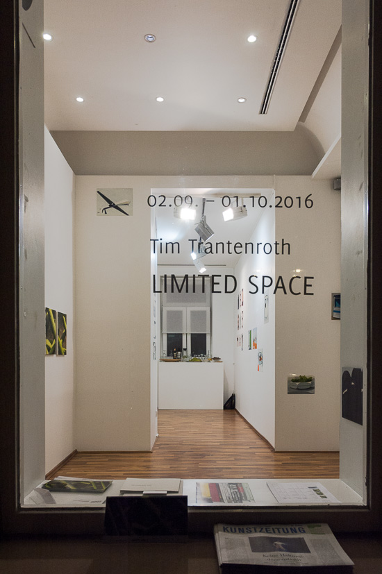 Tim Trantenroth: LIMITED SPACE